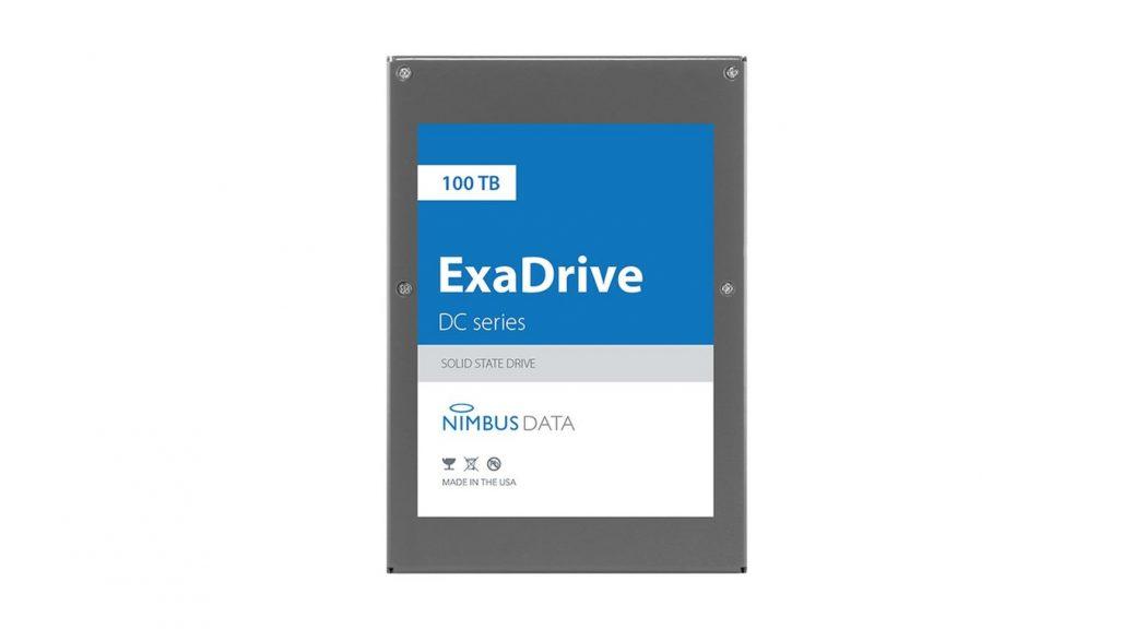 Nimbus Data anuncia SSD con capacidad de 100 Terabytes