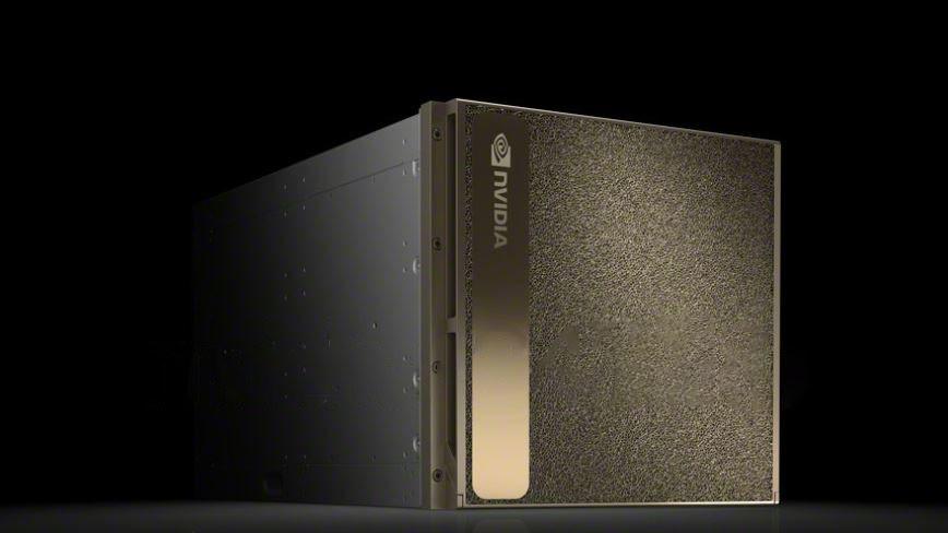 Nvidia DGX-2, supercomputador personal orientado a inteligencia artificial