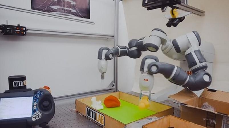 Este robot puede recoger casi cualquier objeto, incluso si nunca lo ha visto antes