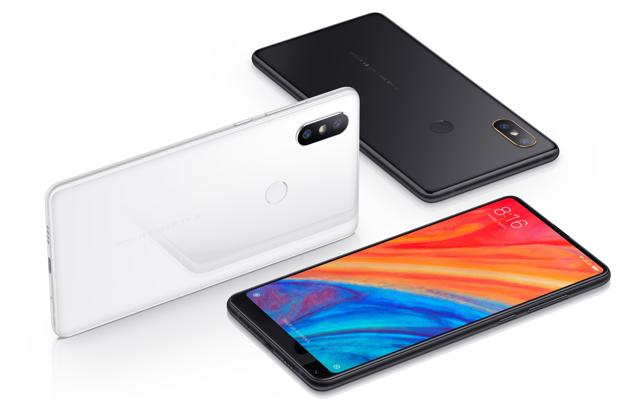Xiaomi presenta su smartphone Mi Mix 2S, busca ser un iPhone X pero con Android
