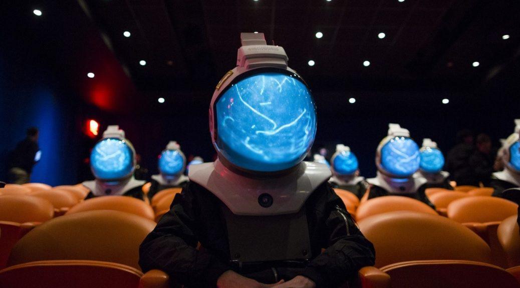 Cascos de proyección espacial, el siguiente paso a la realidad virtual
