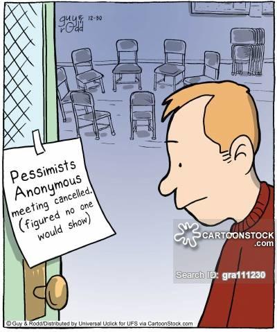 Los beneficios de ser pesimista, según la ciencia