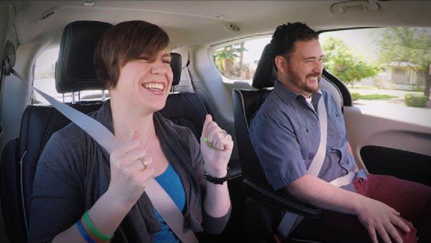 Video muestra cómo se sienten los pasajeros de carros autónomos
