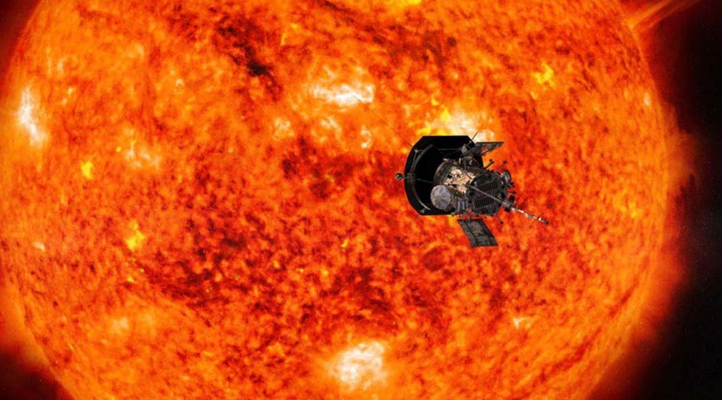 La NASA quiere llevar su nombre, sí, el suyo!, al Sol