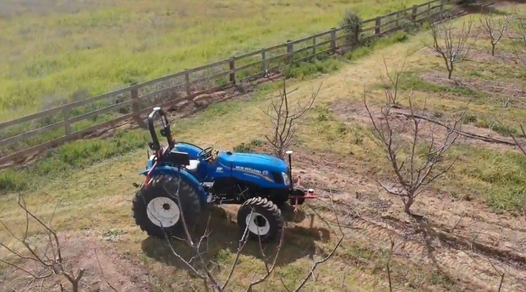Ahora tractores autónomos para las granjas del futuro