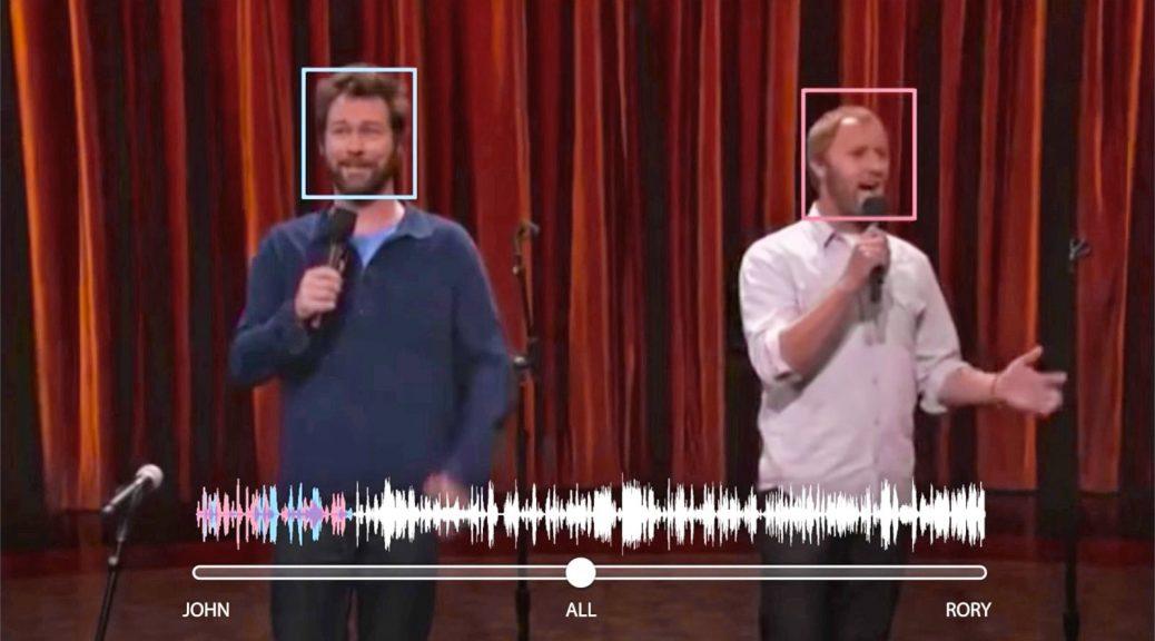 Inteligencia artificial de Google puede seleccionar voces específicas entre una multitud