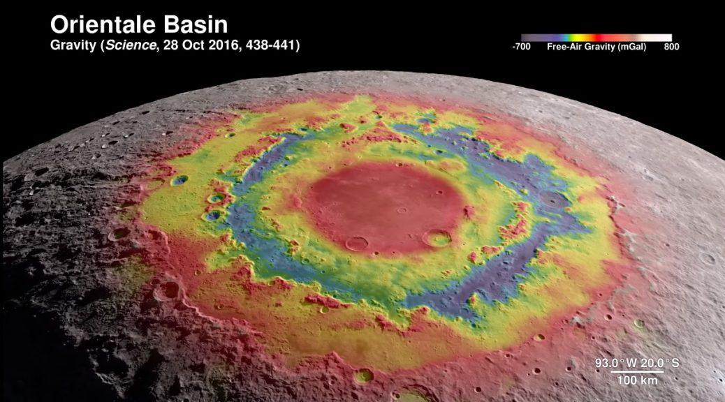 La NASA nos lleva de paseo a la Luna a través de un alucinante video 4K