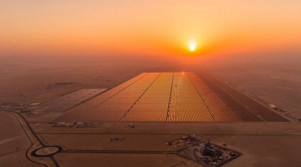 200GW de capacidad! La planta solar más grande del mundo se construirá en Arabia Saudita