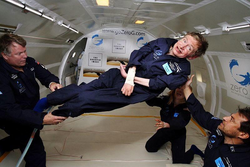 La voz de Stephen Hawking se envía al agujero negro más cercano como homenaje póstumo