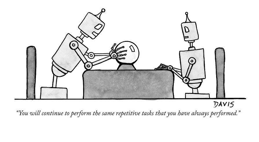 Primeros pasos para que una inteligencia artificial pronostique las acciones humanas
