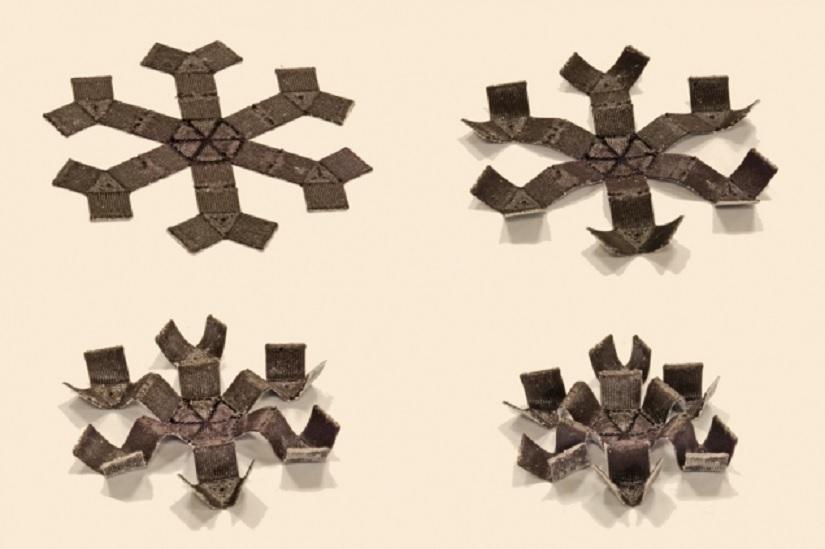 MIT crea robots magnéticos que pueden arrastrarse y doblarse