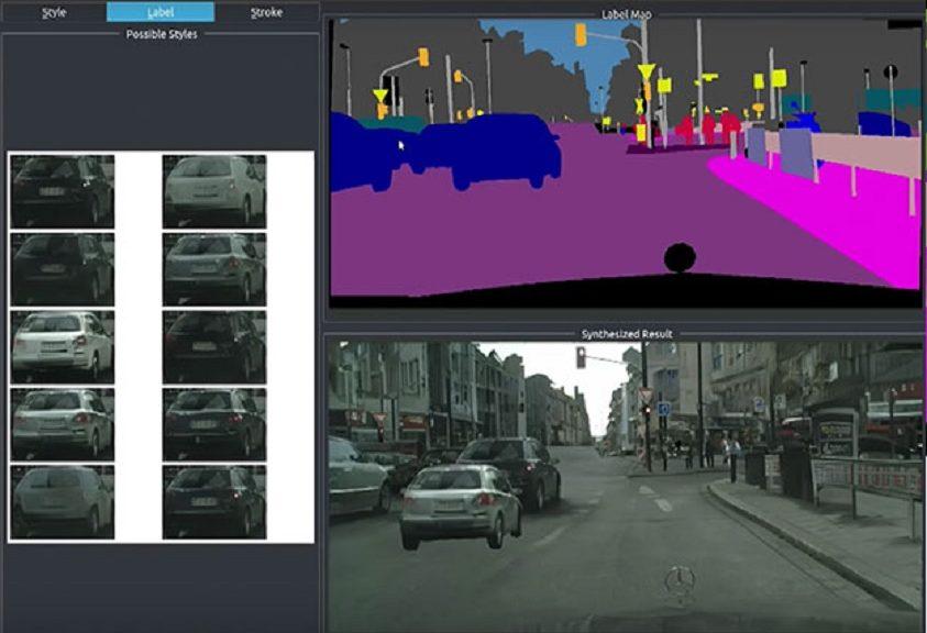 Inteligencia artificial para generar imágenes fotorrealistas y modificarlas de forma interactiva