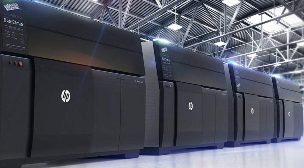 Nueva impresora 3D imprime metales y está pensada para fabricar piezas de automóviles