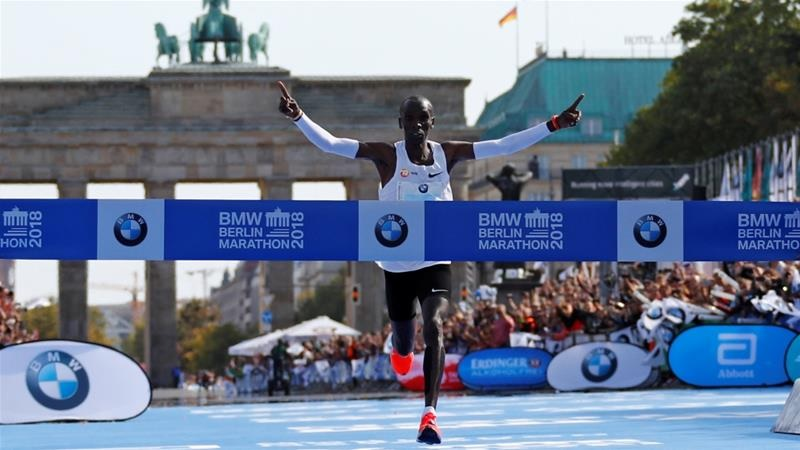 El súper récord de Kipchoge en la maratón, explicado por la ciencia