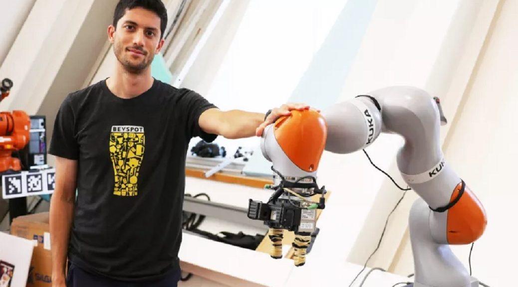 Robot del MIT capaz de recoger cualquier objeto