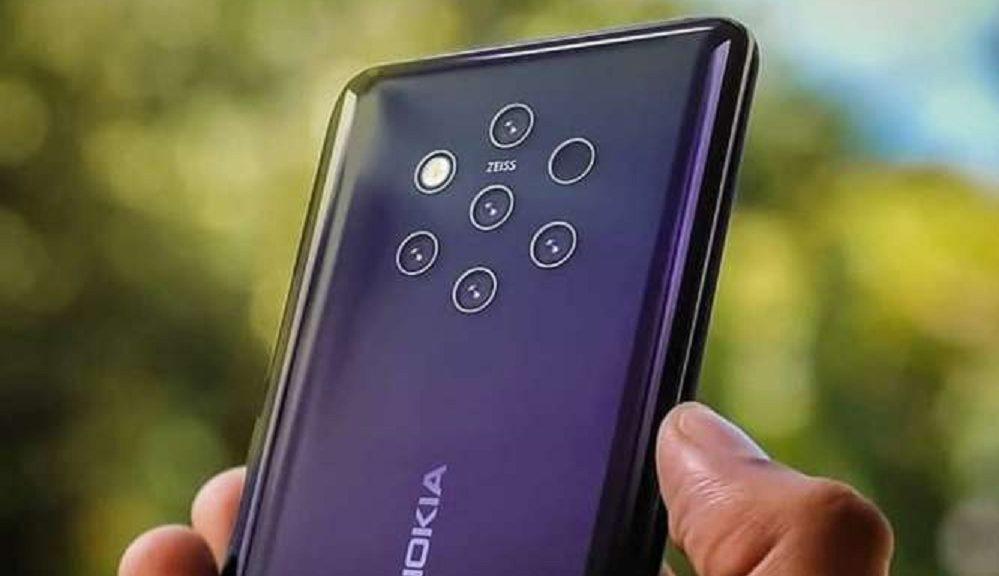 NOKIA 9 PURE VIEW: CINCO CÁMARAS EN UN SOLO SMARTPHONE