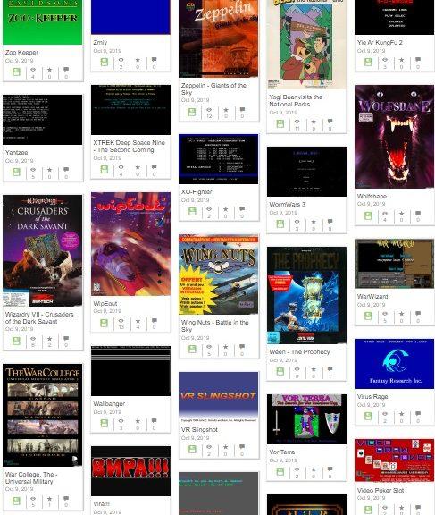 temperament shoes large discount new york Ya puede jugar gratis más de 6.900 juegos de MS-DOS desde su ...
