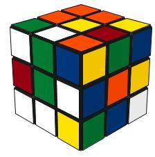 Resultado de imagen de cubo de rubik