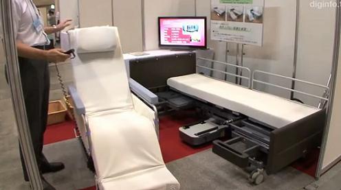Noticias junio 01 agosto 31 2012 for Mueble que se convierte en cama